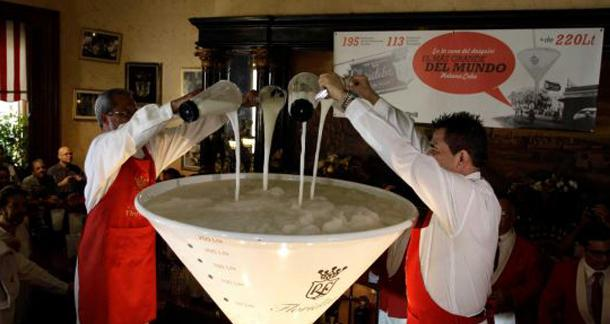 let s get drunk an alcoholic world record honoring