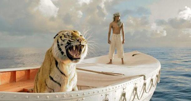 'Life of Pi' Gets A Trailer