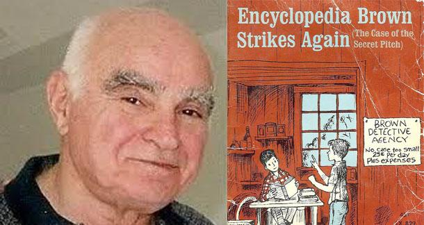 'Encyclopedia Brown' author Donald J. Sobol Passes Away