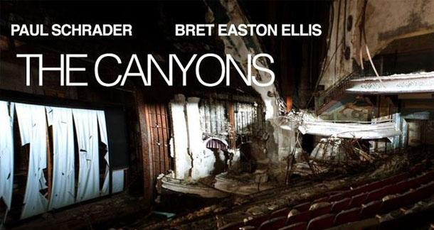 Bret Easton Ellis 'The Canyons' Trailer