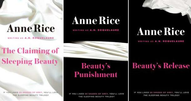 Anne Rice's Erotic Sleeping Beauty Trilogy Gets A Re-release