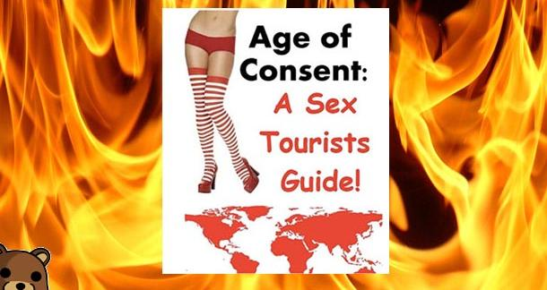 Amazon Under Fire For Selling eBook About Sex Tourism