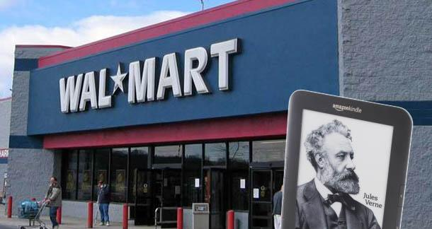 Wal-Mart Will No Longer Stock Kindle
