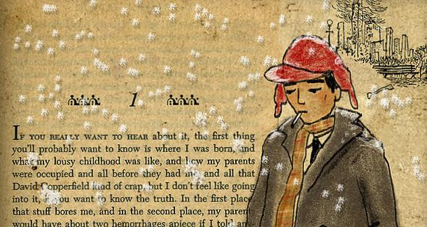 catcher in the rye essays on holden