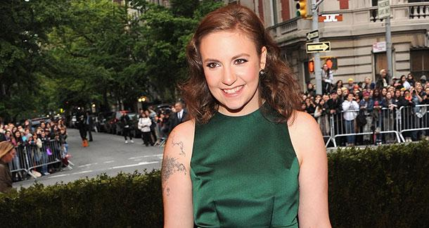 Lena Dunham Seeking 1 Million For 1st Book