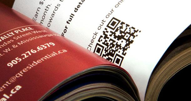 Poetry Collection to Feature QR Codes