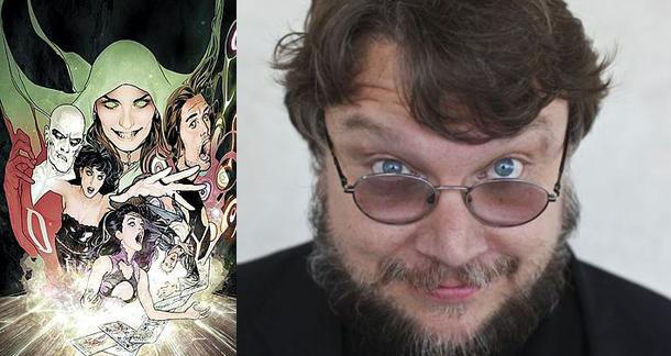 Guillermo del Toro y la adaptacion de Justice League Dark