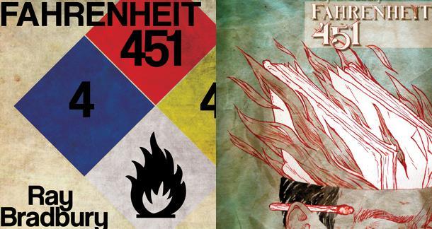 Fahrenheit 451 Cover Contest