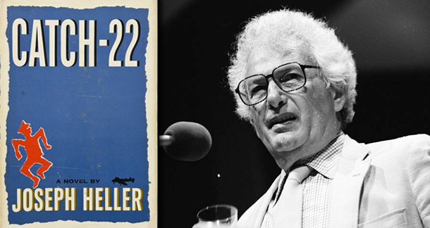 Essays on catch 22 by joseph heller