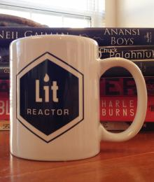 LitReactor Coffee Mug