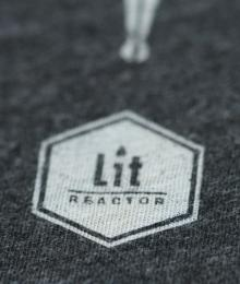 LitReactor Pen/Knife T-Shirt