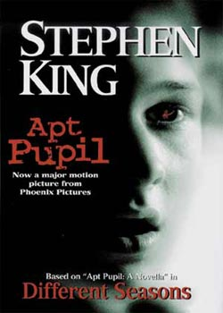 'Apt Pupil' by Stephen King