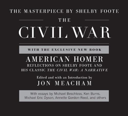 'The Civil War Trilogy Box Set'