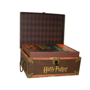 'The Harry Potter Hardcover Box Set'