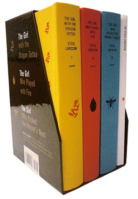 'The Millennium Trilogy Box Set'