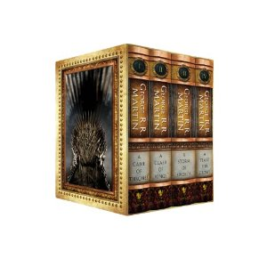'The Song of Fire & Ice Hardcover Box Set'