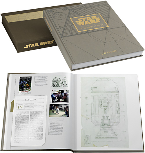 'The Star Wars Blue Prints'