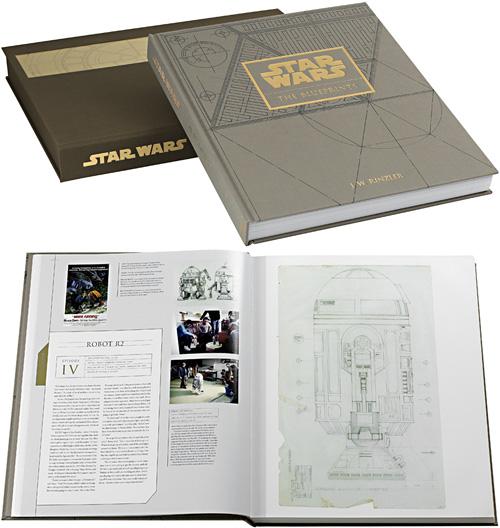 'The Star Wars Blue Prints'