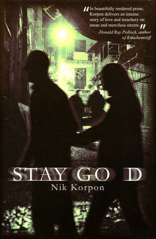 'Stay God' by Nik Korpon