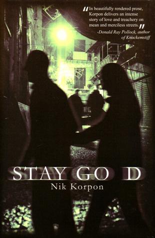 'Stay God' by Nik Korpon