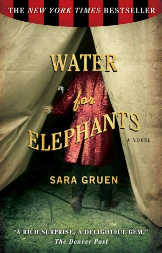 'Water For Elephants' by Sara Gruen