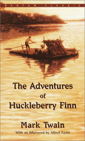 What obstacles does Huck overcome in Huckleberry Finn?