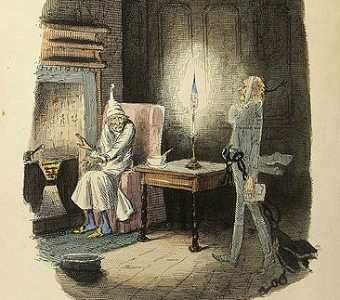 ebeneezer scrooge a christmas miracle Christmas according to dickens: what made scrooge scrooge  a christmas miracle my daughter, kara, was born in november 1994  humbug in favor of merry christmas ebenezer scrooge.