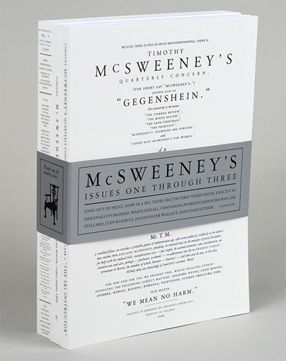 McSweeney's Quarterly Concern, Issue 36 (Used, 2011) - Rare