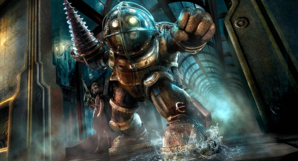 Bioshock, a.k.a. the drowning of Objectivism