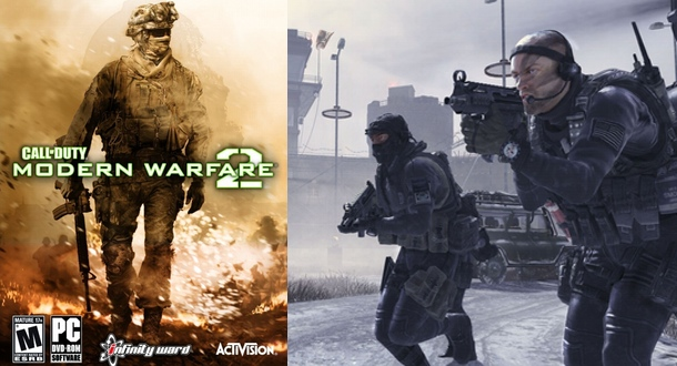 Call of Duty: Modern Warfare 2, now with more Russians!