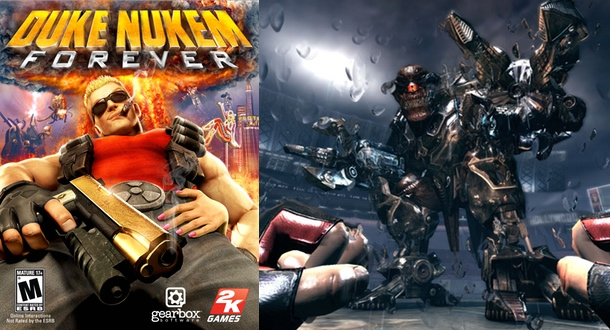 Duke Nukem Forever, the dirty sewer rat of games