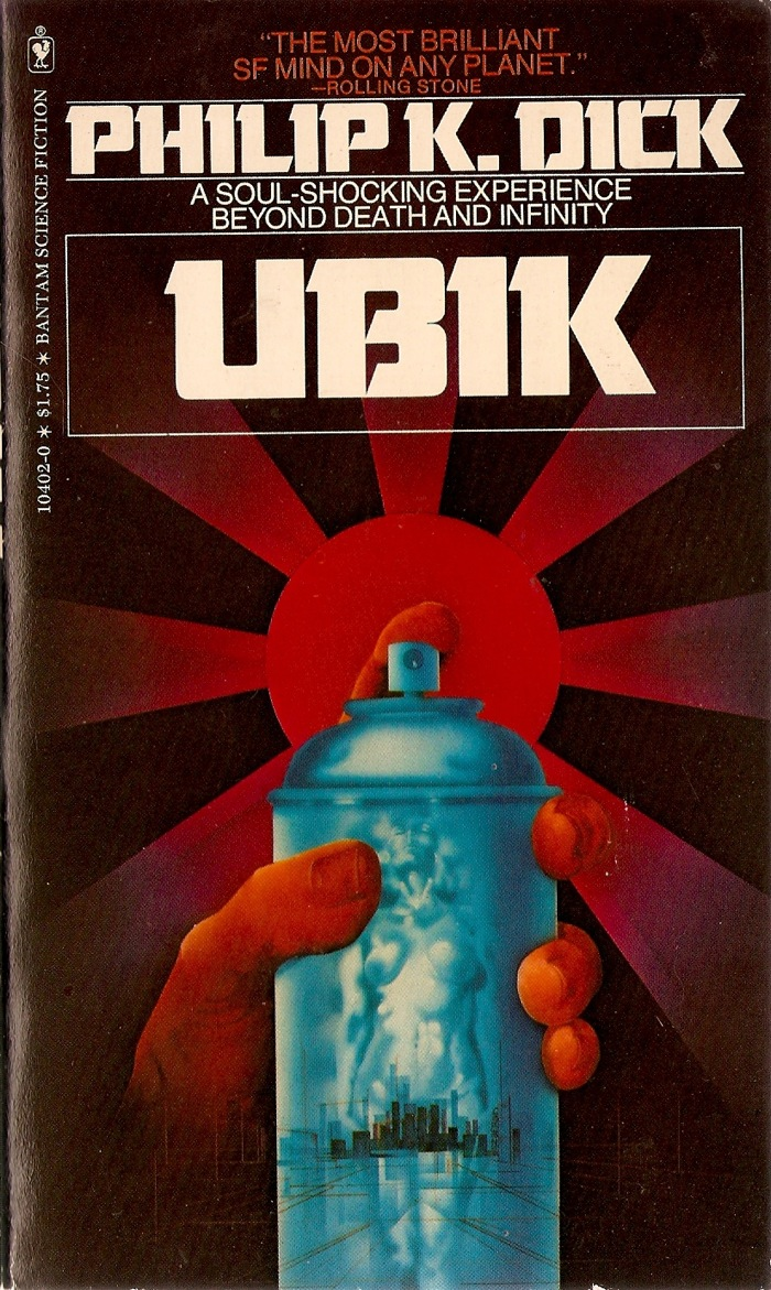 17 of the most literary science fiction novels  ubik by philip k dick