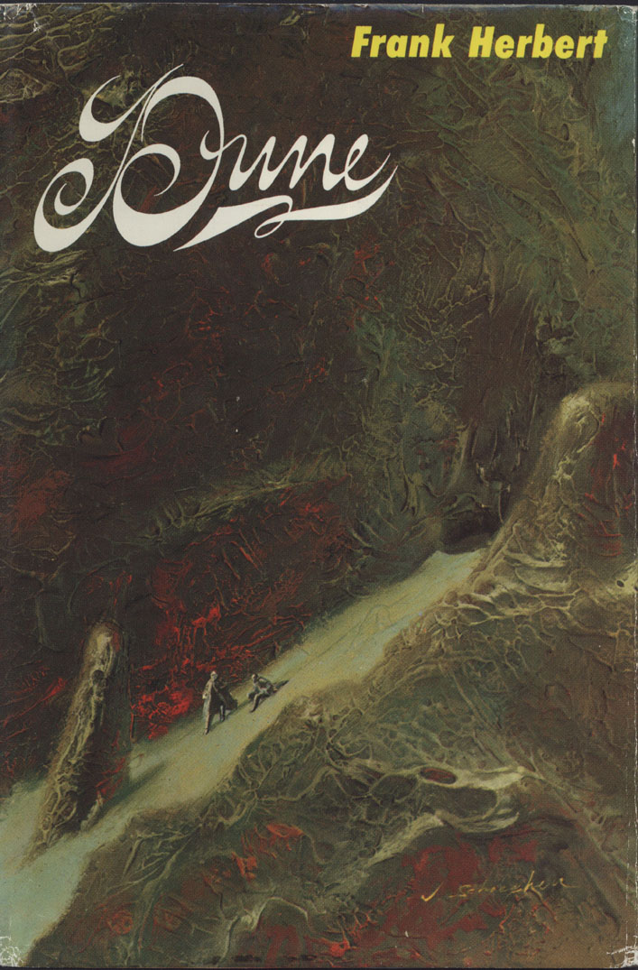 a literary analysis of dune by frank herbert Those who are familiar with frank herbert's famous novel dune will notice his   dar al-hikman, دار الحكمة, school of religious translation or interpretation.