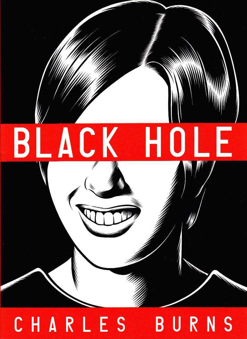 black hole graphic novel-#3