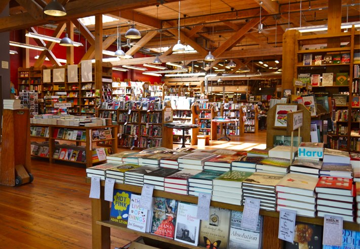 Indie Bookstore Spotlight The Elliott Bay Book Company Seattle