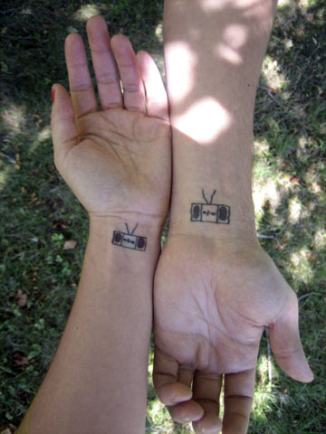 Two Dollar Radio Tattoos