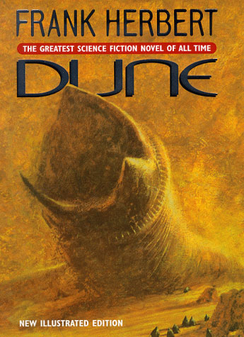 'Dune' by Frank Herbert