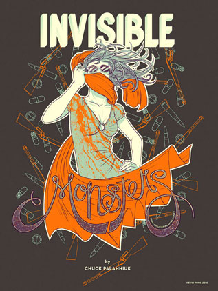 Invisible Monsters Kevin Tong