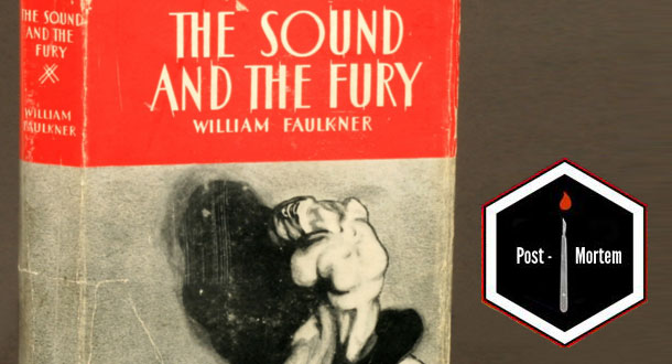 The sound and the fury essay on time
