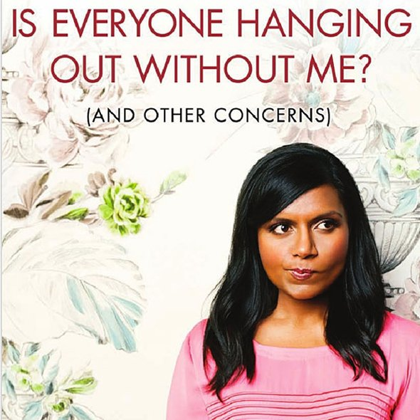 Is Everyone Hanging out without me book cover
