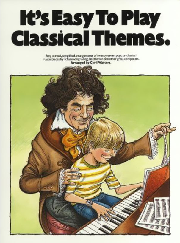 """It's Easy To Play Classical Themes"" by Cyril Watters"