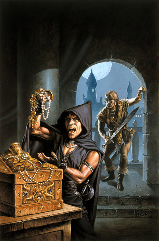 Prince of Lankhmar, from Dungeons & Dragons