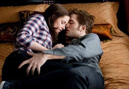 Sex in the 'Twilight' saga