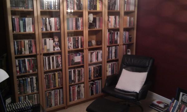 Show Us Your Shelves entry: @otaku75