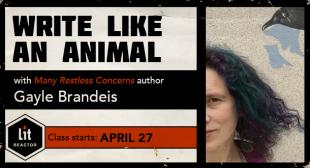 Write Like An Animal with Gayle Brandeis