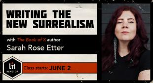 Writing The New Surrealism with Sarah Rose Etter