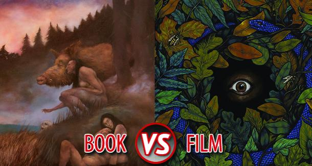 film versus book Movies made from books are never quite the same as the books themselves, and it would be unrealistic to expect them to be there are many reasons for this, and any comparison/contrast of a book.