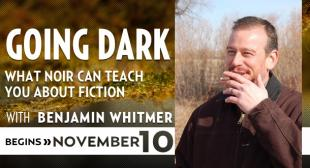 Going Dark with Benjamin Whitmer