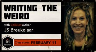 Writing the Weird with JS Breukelaar