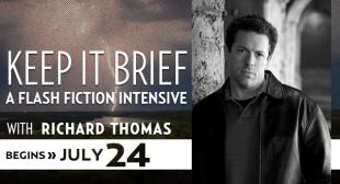 Keep it Brief with Richard Thomas